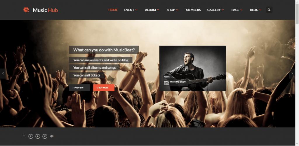 music hub-min
